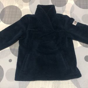 Brand New North Face Fleece Fuzzy Jacket.